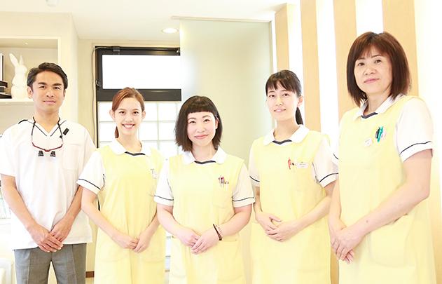 すえき歯科医院スタッフ